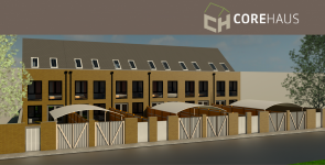 CoreHaus Modular Housing Image