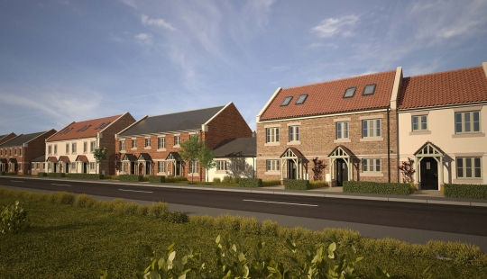 Chilton, Cathedral Gates (SPV1) - Residential Development Project
